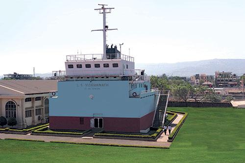 Home    Maharashtra Academy of Naval Education & Training, Pune